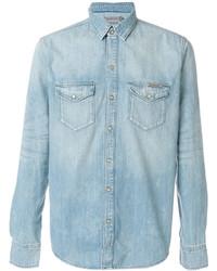 Camisa vaquera celeste de CK Calvin Klein