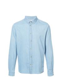 Camisa vaquera celeste de Cuisse De Grenouille