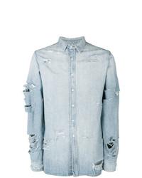 Camisa vaquera celeste de Ih Nom Uh Nit