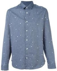 Camisa vaquera celeste de Kenzo