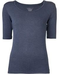 Camiseta con cuello circular medium 149029