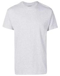 Camiseta con cuello circular celeste de President'S