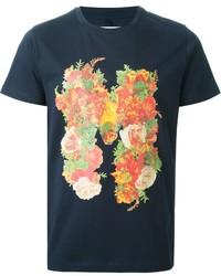 Camiseta con cuello circular medium 321729