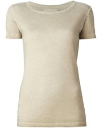 Camiseta con cuello circular medium 225557