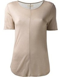 Camiseta con cuello circular medium 45374