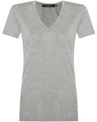 Camiseta con cuello en v medium 716118
