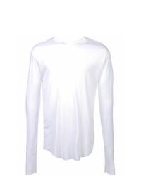 Camiseta de manga larga blanca de Song For The Mute