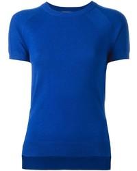 Camiseta de Punto Azul de MICHAEL Michael Kors