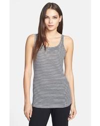Camiseta de rayas verticales