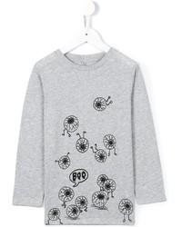 Camiseta gris de Stella McCartney