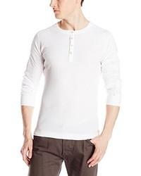 Camiseta henley blanca de Diesel