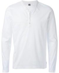 Camiseta henley blanca de Eleventy