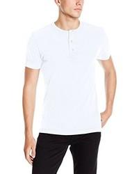 Camiseta henley blanca de French Connection