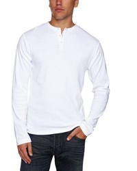 Camiseta Henley Blanca de French Connection