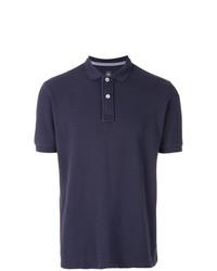 Camiseta henley morado oscuro de Eleventy