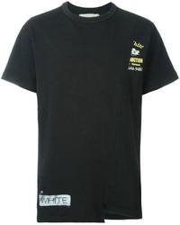 Camiseta negra de Off-White
