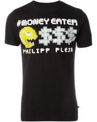 Camiseta negra de Philipp Plein