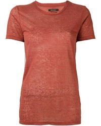 Camiseta Roja de Isabel Marant