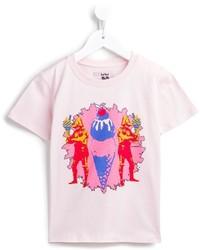 Camiseta rosada de No Added Sugar