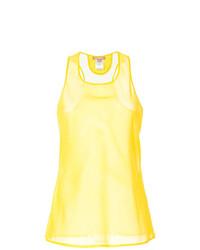 Camiseta sin manga amarilla de Nehera