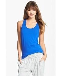 Camiseta sin Manga Azul