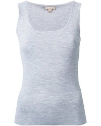 Camiseta sin Manga Blanca de Michael Kors