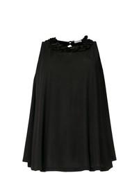 Camiseta sin manga negra de Le Tricot Perugia