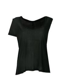 Camiseta sin manga negra de Unravel Project