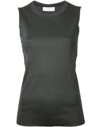Camiseta sin manga verde oscuro de ASTRAET
