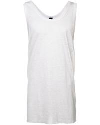 Camiseta sin mangas blanca de OSKLEN