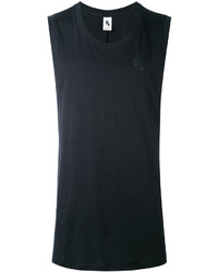 Camiseta sin mangas negra de Nike