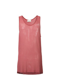 Camiseta sin Mangas Roja de Katama