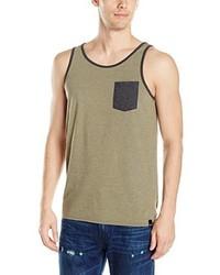 Camiseta sin mangas verde oliva de Oakley