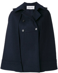 Capa Azul Marino de Valentino