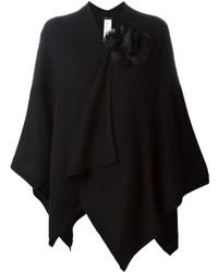 Capa negra de Twin-Set