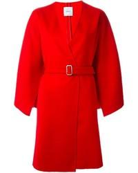 Capa roja de Agnona