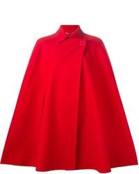 Capa roja de Versace