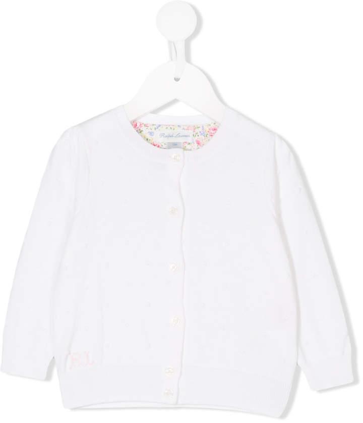 Cárdigan blanco de Ralph Lauren