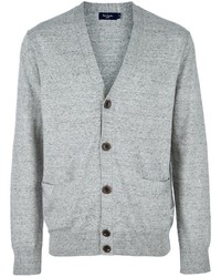 Cárdigan gris de Paul Smith