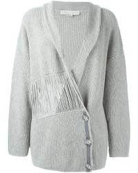 Cárdigan Gris de Stella McCartney