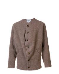 Cárdigan marrón de Vivienne Westwood MAN