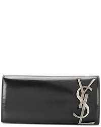 Cartera sobre negra de Saint Laurent