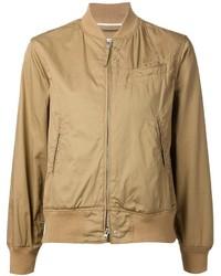 Cazadora de aviador marrón de Engineered Garments