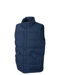 Chaleco de Abrigo Azul Marino de Nike