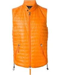 Chaleco de abrigo naranja