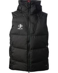 Chaleco de abrigo negro de Ralph Lauren