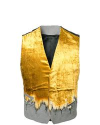 Chaleco de vestir en multicolor de Haider Ackermann
