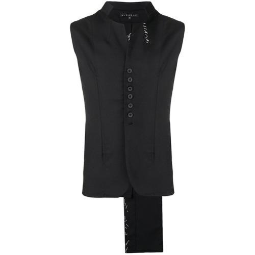 Chaleco de vestir negro de Alchemy