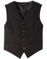 Chaleco de vestir negro de Calvin Klein