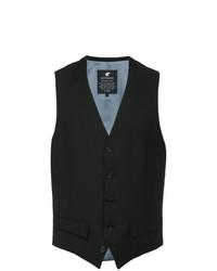 Chaleco de vestir negro de Loveless
